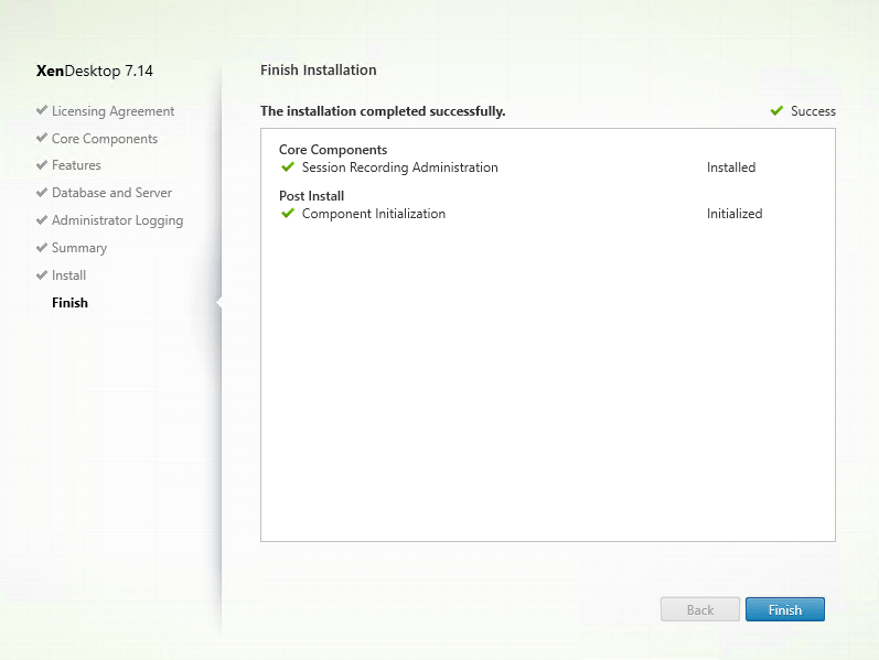 Install, upgrade, and uninstall Session Recording