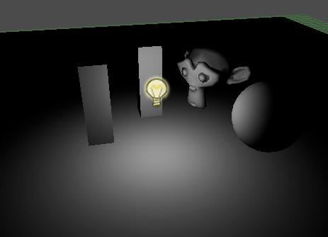 lighting godot engine 2 1