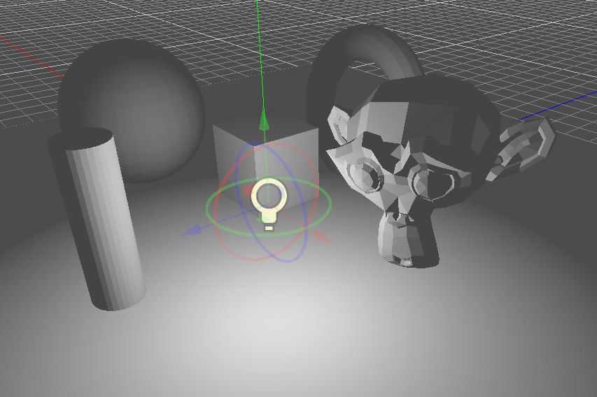 3d lights and shadows godot engine
