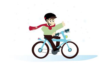 cycliste-neige