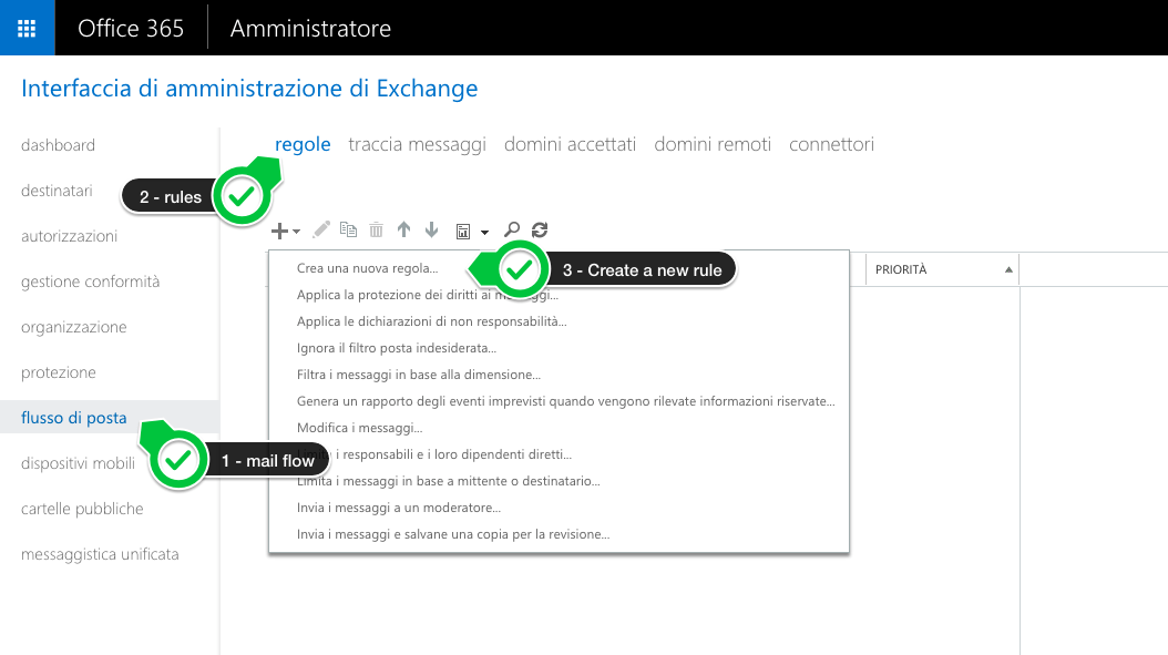 How to Configure Esva for Office365