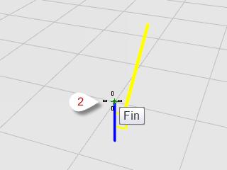 Creación de superficies desde curvas