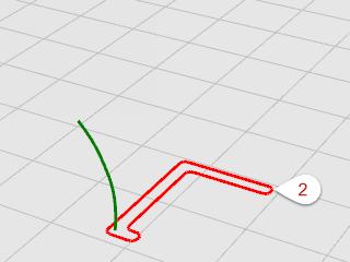 Créer des surfaces à partir de courbes
