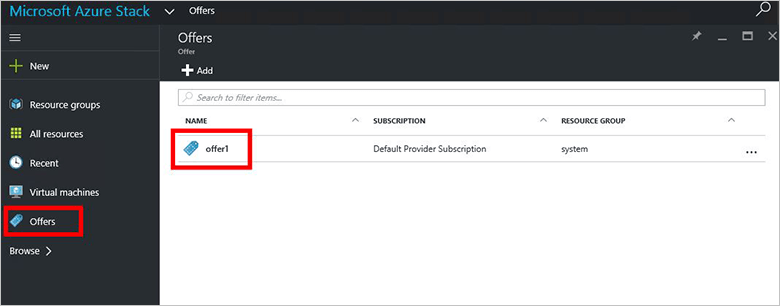 Make virtual machines available to your Azure Stack users
