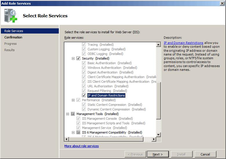IP Security  Microsoft Docs