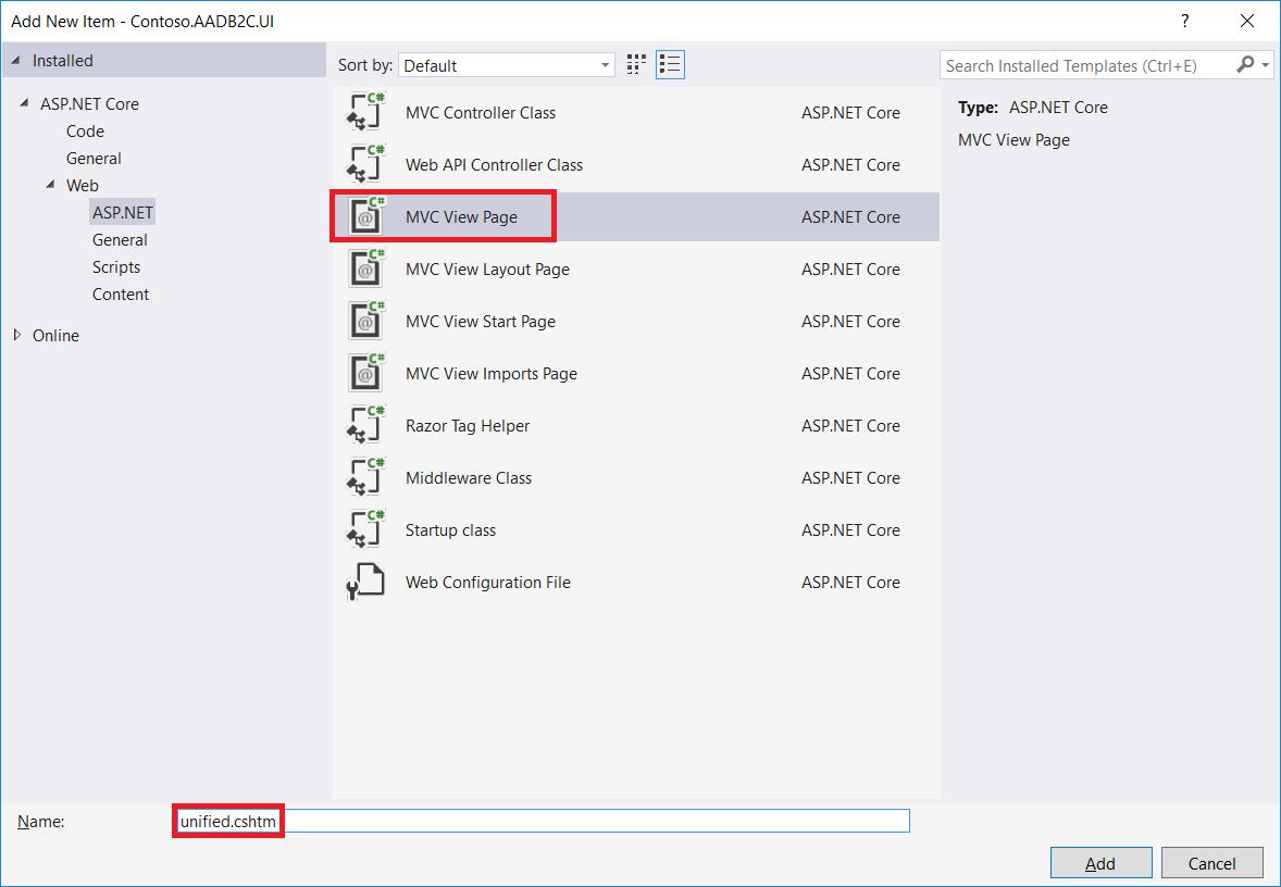 Ozel Ilkeleri Kullanarak Azure Active Directory B2c Yi