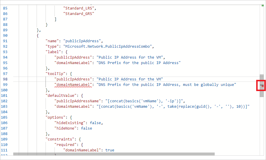 測試 UI 定義檔 - Azure Managed Applications   Microsoft Docs
