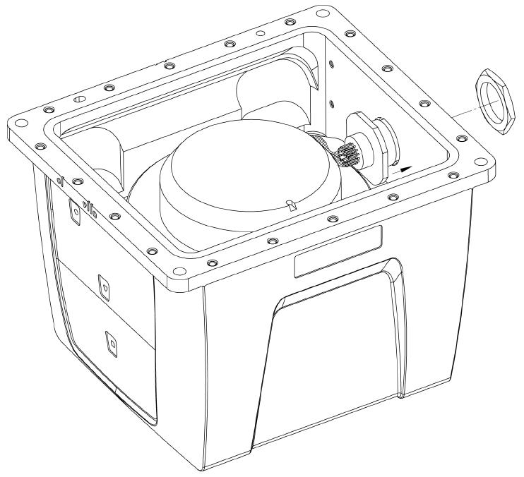 Install the HG1700 Sensor Unit