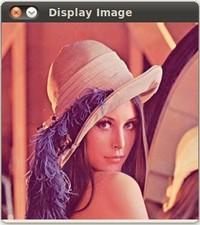 Display Image - Lena
