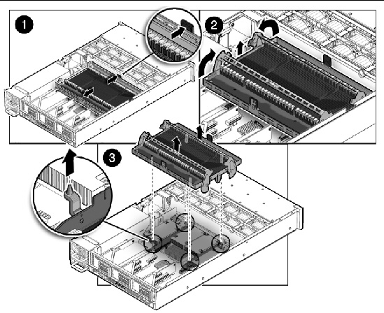 Servicing Motherboard Components