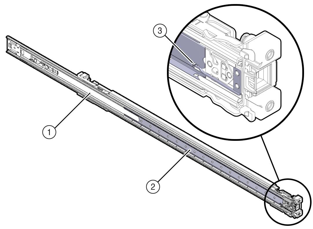 Attach Slide Rail Assemblies To The Rack