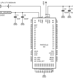 note do not leave this pin unconnected for the module to boot up you need to tie this pin to systems 3v3 or other 3 3v supply  [ 2160 x 1732 Pixel ]