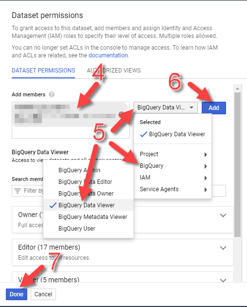 Connect Google Cloud Platform to RightScale for Cost Reporting