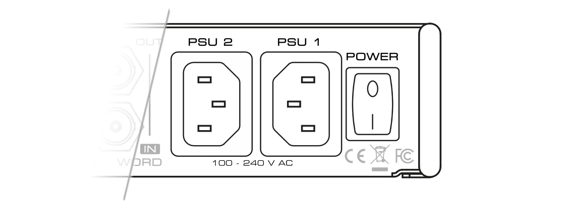 Power Supplies :: RME Manuals