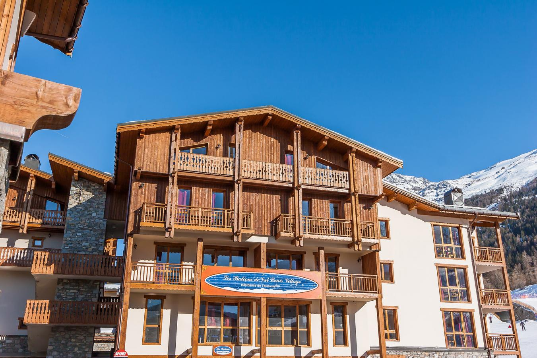 Les Balcons de Val Cenis Village 10 Val Cenis location vacances ski Val Cenis  SkiPlanet