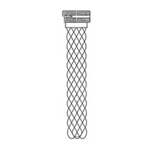 Appleton® CG-SR13 Wire Mesh Strain Relief Cord Grip, 3/4