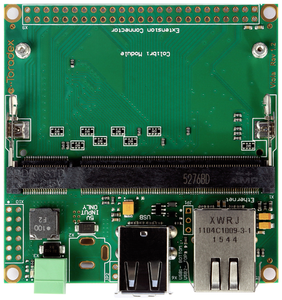 medium resolution of viola carrier board