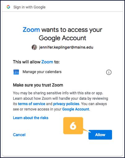 Zoom – USM Digital Learning