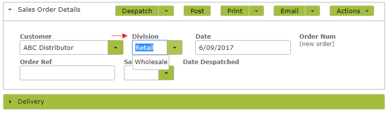 Vinsight Documentation   Divisions - Vinsight Documentation