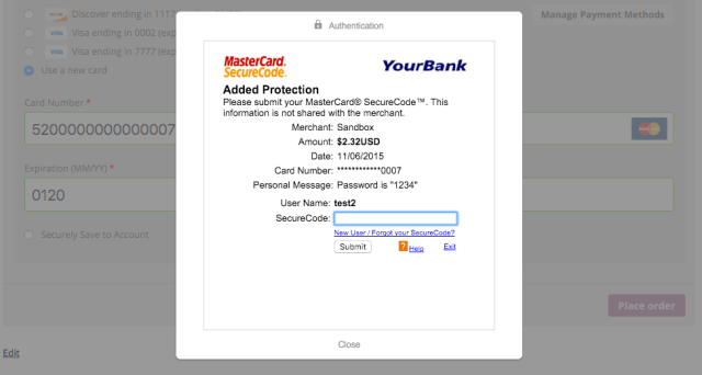 Braintree Test Credit Card Php | Applydocoument co