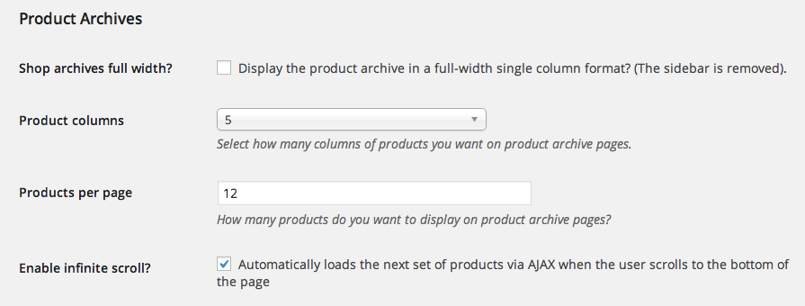 Superstore-WooCommerce-Product-Archives