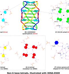 dssr derived non g base tetrads [ 2668 x 2055 Pixel ]