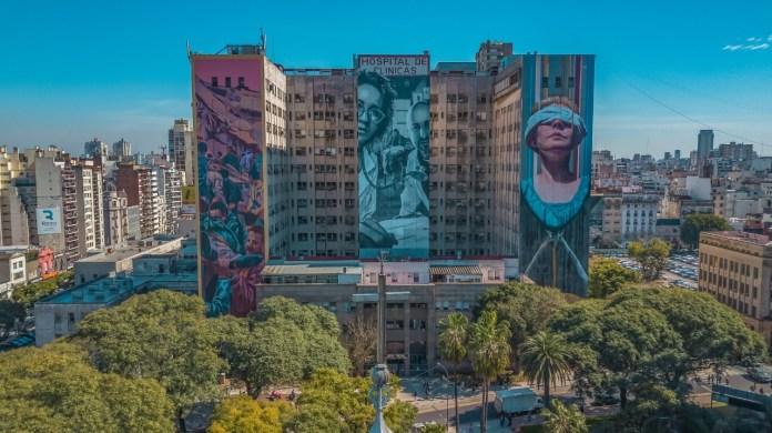 El Hospital de Clínicas presentó su número por la pandemia de Covid-19. (Foto: Gentileza)