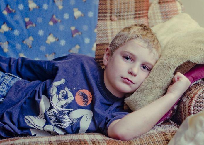 El estrés en los niños puede manifestarse con algún trastorno funcional. (Foto: Pixabay)