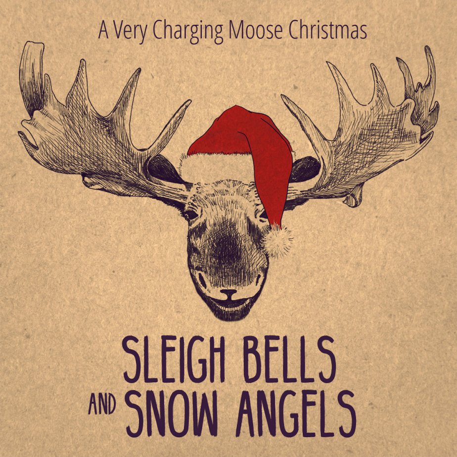 Charging Moose Media – Sleigh Bells and Snow Angels