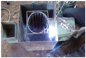 Utilization Of Rice Husk As An Alternative Fuel To Gas Stove Cooker