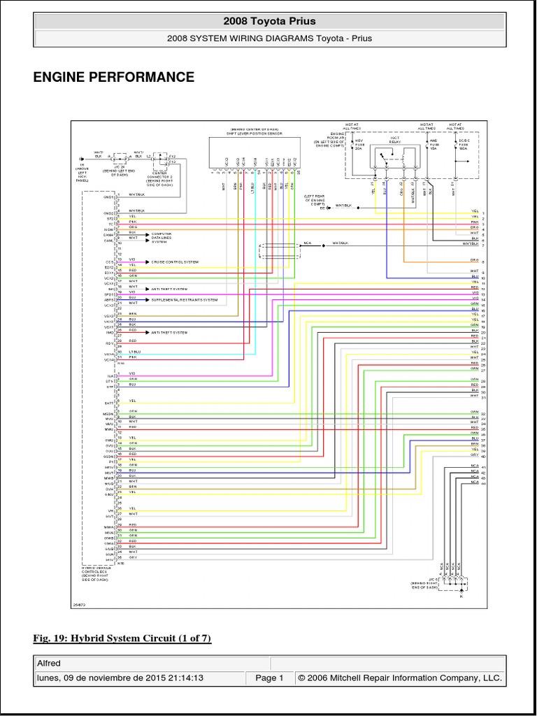 medium resolution of diagramas del motor hibrido toyota prius docshare tips
