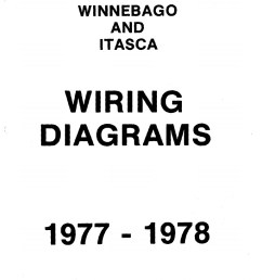 1977 78 wiring diagram book [ 768 x 1024 Pixel ]
