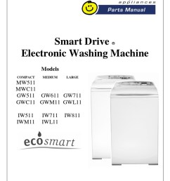 parts manual fisher paykell smart drive electronic washing machine docshare tips [ 768 x 1024 Pixel ]