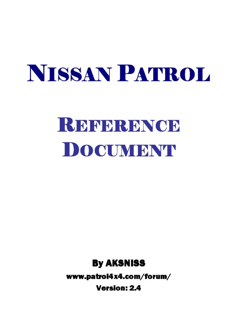 medium resolution of nissan terrano 2 wiring diagram pdf