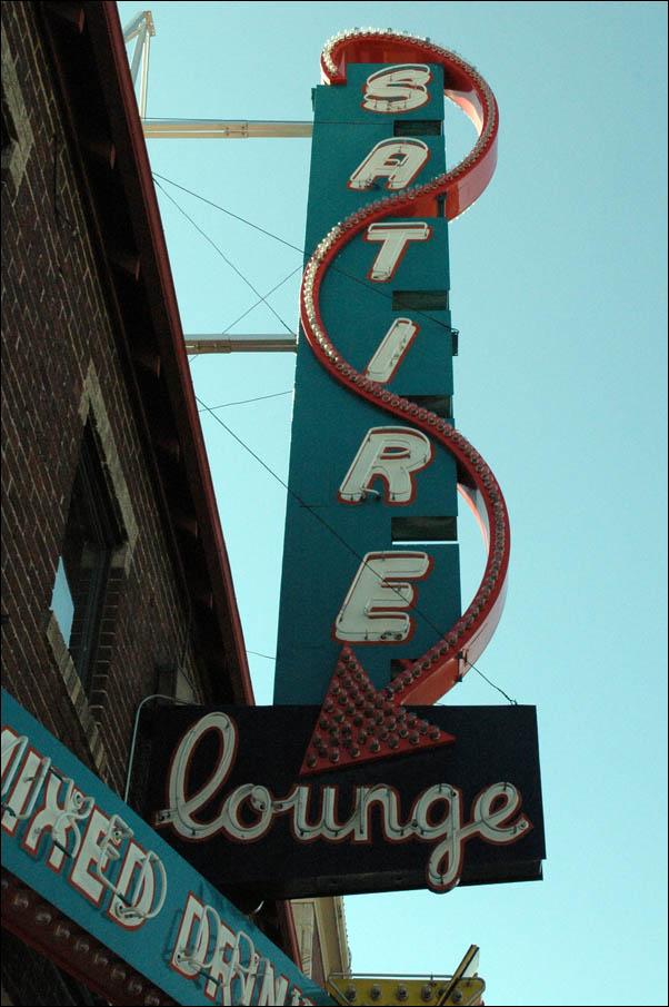 Satire Lounge