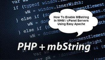 How to Migrate WHM cPanel to Easy Apache 4 and PHP 7