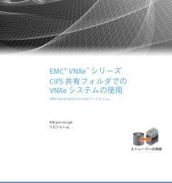 all rights reserved emc corporation emc corporation emc emc 2 emc emc emc corporation emc web 2 cifs vnxe [ 960 x 1230 Pixel ]