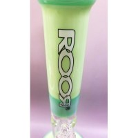 RooR Tech Mint Green Stemless Water Pipe.