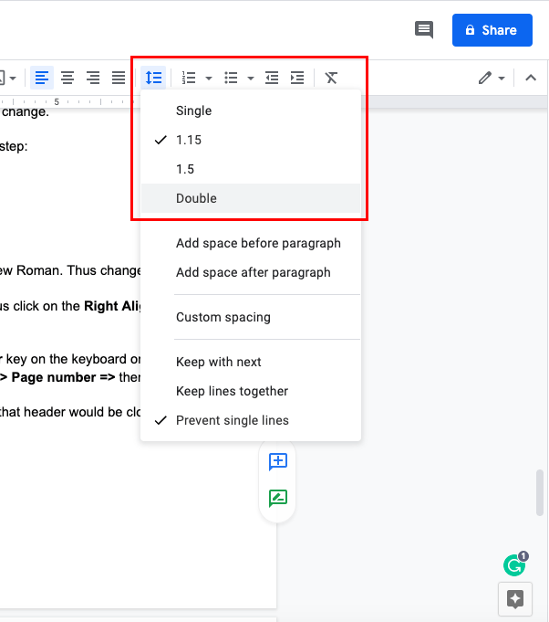 [to use this template in google docs, you must save a copy to your google drive. How To Do Mla Format On Google Docs Google Docs Tips Google Drive Tips