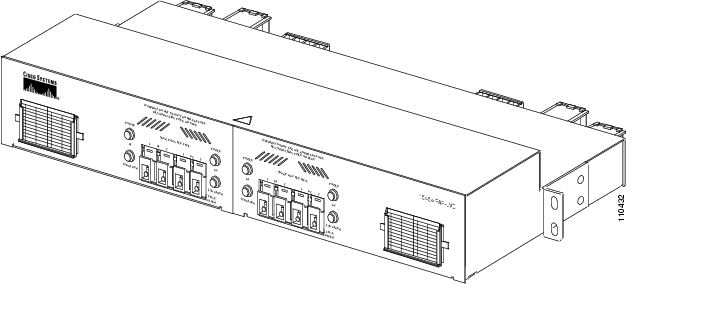 Installing the Cisco ONS 15454 High-Density Four-Shelf and