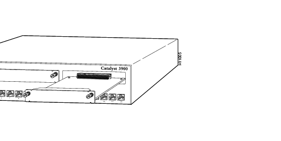 Channelized T1 or E1 Trunk Card