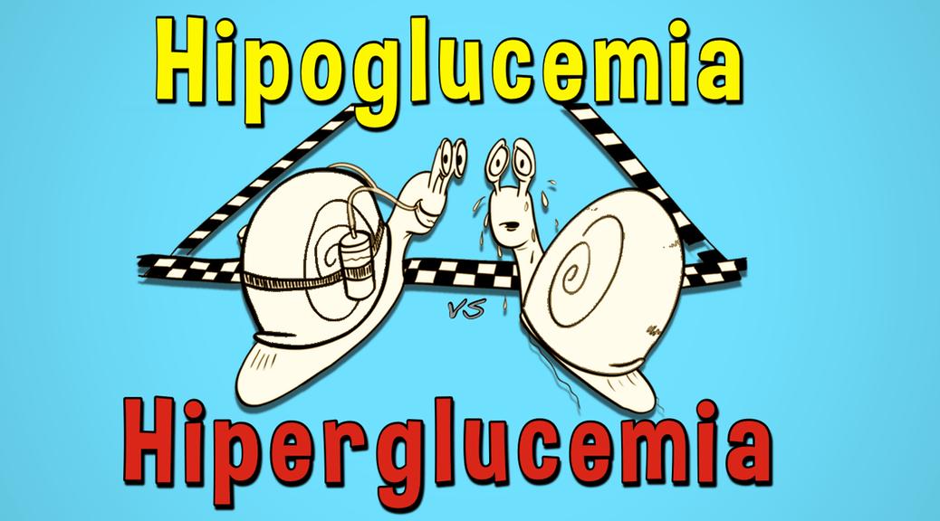 Hipoglucemia vs. Hiperglucemia