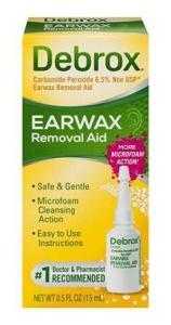 Debrox Drops Earwax Removal Aid Drops