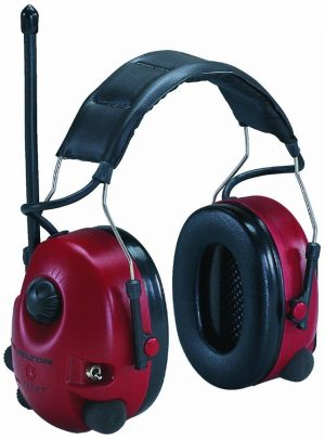 3M Peltor Alert Hearing Protector with AM-FM Tuner