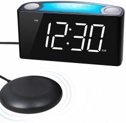 ROCAM Vibrating Alarm Clock