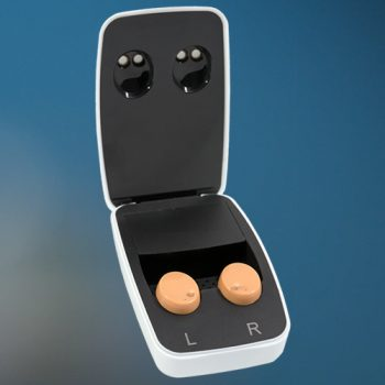 Recharge in the Ear Hearing Aids
