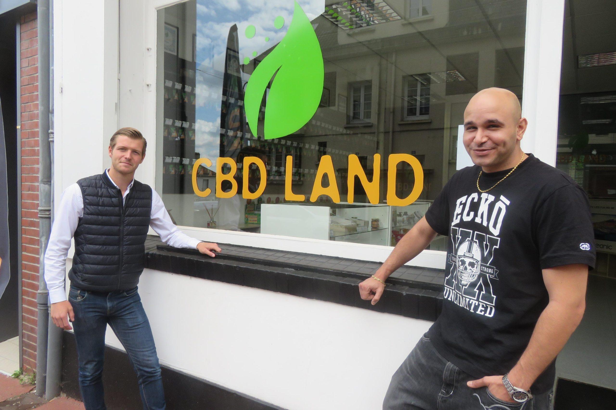 Le CBD, une des molécules légales du cannabis, a débarqué à Neufchâtel-en-Bray