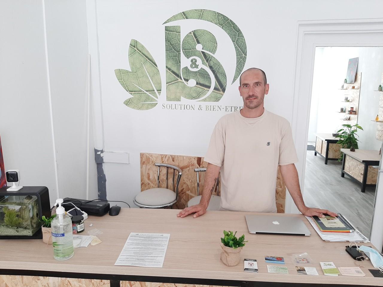 Revel : un nouveau commerce proposant des solutions de bien-être à base de CBD en centre-ville
