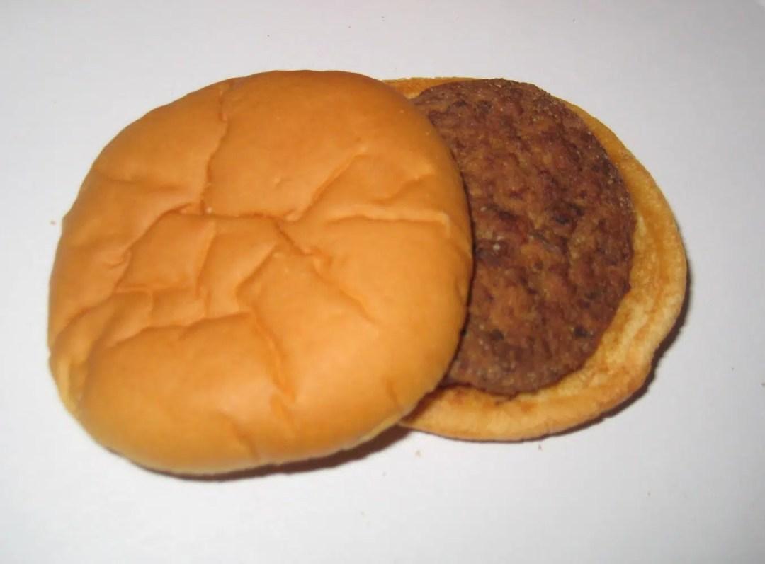 Le plus vieux hamburger du monde
