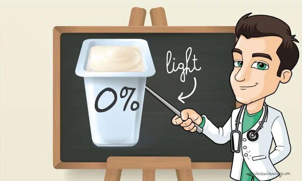 produits lights dangers